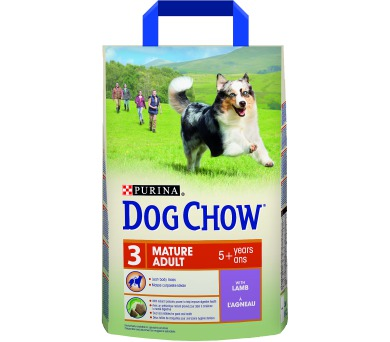 Purina Dog Chow Adult Mature Lamb 2,5 kg