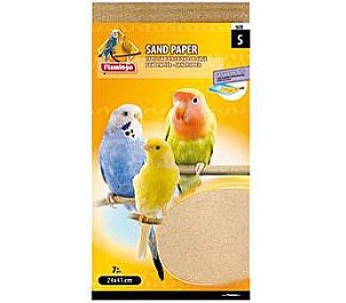 Písková podložka do klece pro ptáky S