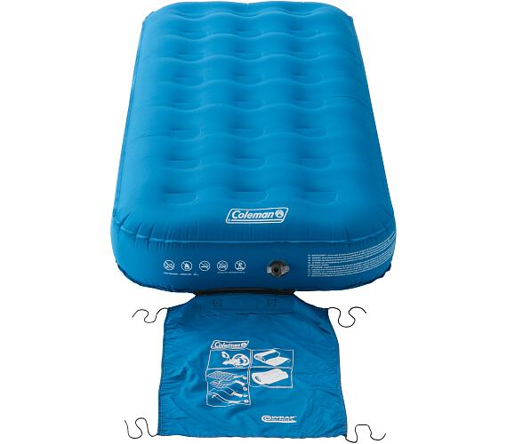 Coleman Extra Durable Airbed Single + DOPRAVA ZDARMA