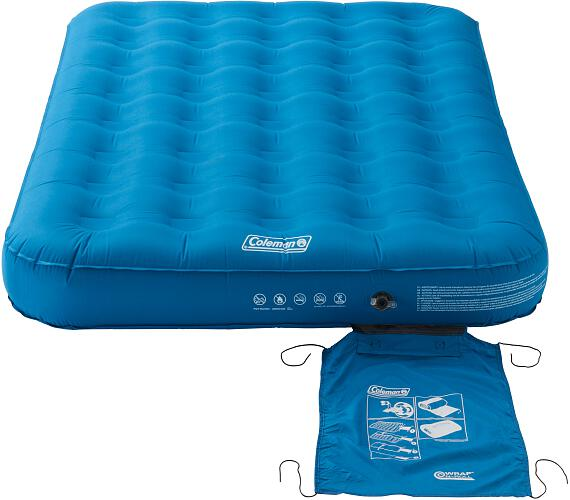 Coleman Extra Durable Airbed Double + DOPRAVA ZDARMA