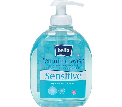 Bella Intimní gel Sensitive 300 ml