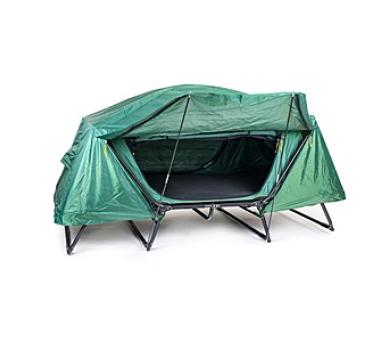Stan Happy Green s nadzemní konstrukcí pro 2 osoby + DOPRAVA ZDARMA