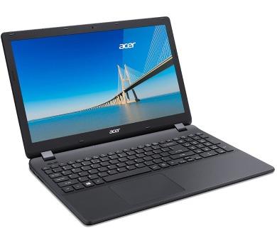 """ACER NTB Extensa 15 (EX2519-C2QE) - Celeron N3060@1.6GHz,15.6"""" HD mat,2GB,500GB,čt.pk,DVD,intel HD,BT,cam,3čl,Linux"""