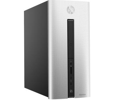 AKCE- HP PC Pavilion Desktop 560-p166nc Intel i5-7400,16GB,1TB/7200+256GB SSD,DVD R/W,WiFi,GeF GTX1060/3GB,key+mou,Win10