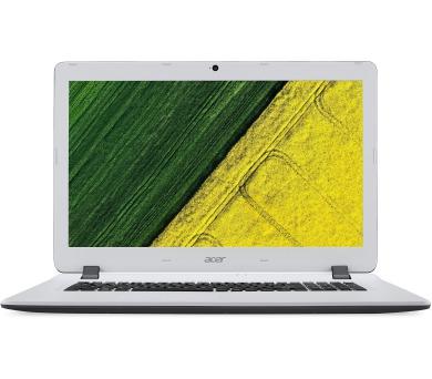 """Acer Aspire ES 17 - 17,3""""/N3450/4G/1TB/DVD/W10 černo-bílý"""