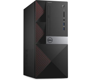Dell PC Vostro 3668 MT i3-7100/4G/500GB/WiFi+BT/DVD-RW/VGA/HDMI/W10P/3yNBD + DOPRAVA ZDARMA