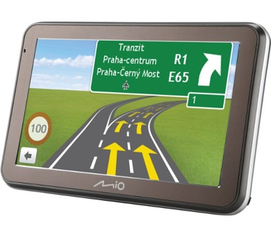MIO Spirit 7100 GPS navigace