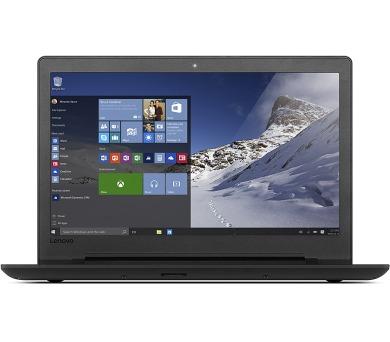 Lenovo IdeaPad 110 15.6 HD TN GL/A9-9400/1TB/8G/ R5 M430 2G/DVD/W10 černý