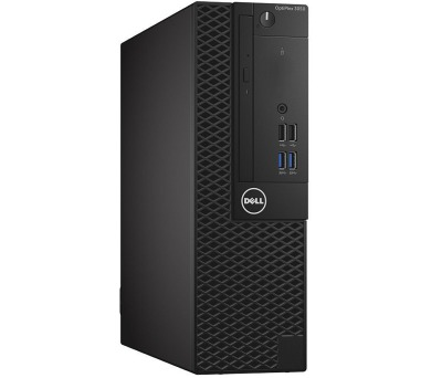 DELL OptiPlex 3050 SF/ i5-7500/ 8GB/ 256GB SSD/ DVDRW/ W10Pro/ 3YNBD on-site