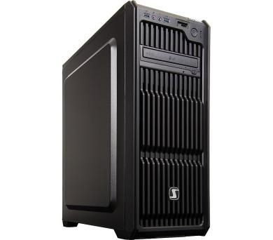 HAL3000 MEGA Gamer / Intel i5-7400/ 8GB/ GTX 1050 Ti/ 240GB SSD + 1TB HDD/ W10 (PCHS21681)