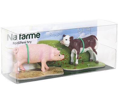 ALBI Rozšíření hry Na farmě 2 (tele a prase)