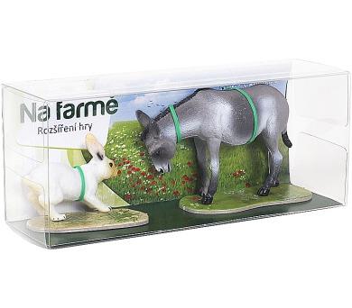 ALBI Rozšíření hry Na farmě 2 (oslík a králík)