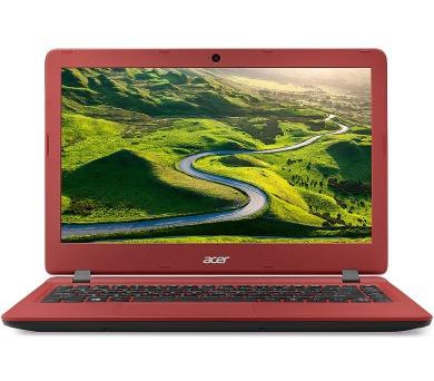 Acer Aspire ES 13 13,3/N4200/4G/64GB/W10 černo-červený + DOPRAVA ZDARMA