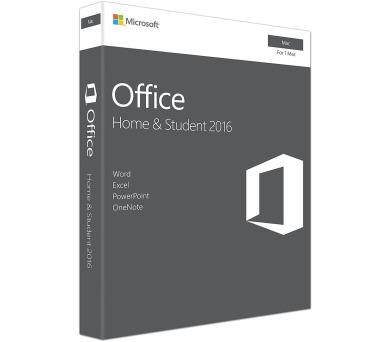 Office Mac 2016 pro domácnosti SK (GZA-01101) + DOPRAVA ZDARMA