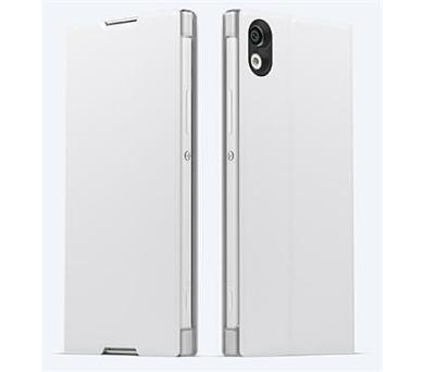 Sony Style Cover Flip pro Xperia XA1 White + DOPRAVA ZDARMA