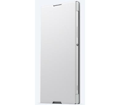 Sony Style Cover Flip pro Xperia XA1 Ultra White + DOPRAVA ZDARMA