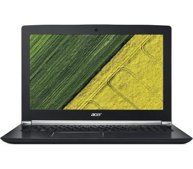 """Acer Aspire V15 Nitro - 15,6""""/i7-7700HQ/2*8G/256SSD+1TB/GTX1060/W10 černý"""