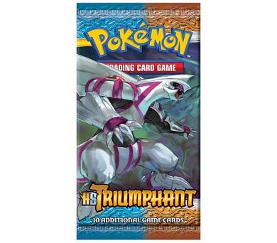 Pokémon: HS4 Triumphant Booster (36)