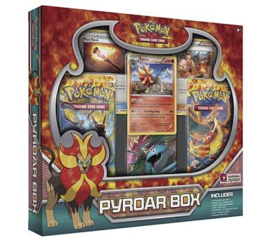 Pokémon: Pyroar Box
