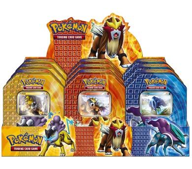 Pokémon: Tins Box 13. + DOPRAVA ZDARMA