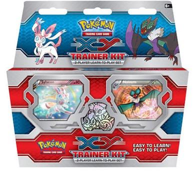 Pokémon: XY startovní balení