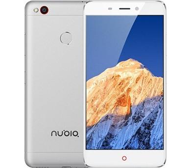 Nubia N1 DualSIM gsm tel. 3+64GB White/Silver