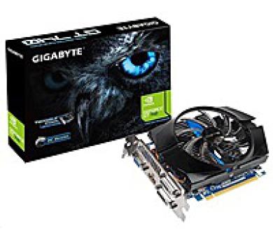 GIGABYTE VGA NVIDIA GT740 2GB DDR5 (Overclock)