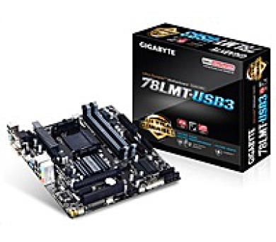 GIGABYTE MB Sc AM3+ 78LMT-USB3