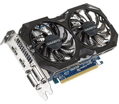 GIGABYTE VGA NVIDIA GTX750Ti 4GB DDR5 (Overclock)