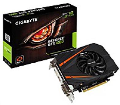 GIGABYTE VGA NVIDIA GTX 1060 6GB GDDR5 (Mini-ITX)