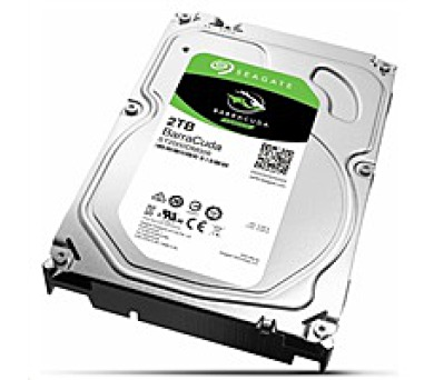 SEAGATE HDD BARRACUDA 2TB SATAIII/600 7200RPM