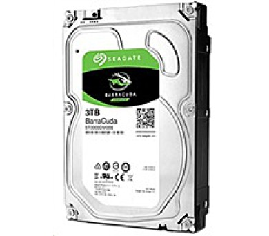 SEAGATE HDD BARRACUDA 3TB SATAIII/600 7200RPM