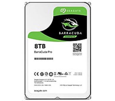 SEAGATE HDD BARRACUDA PRO 8TB SATAIII/600 7200RPM