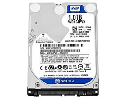 WD BLUE WD10JPVX 1TB SATA/600 8MB cache