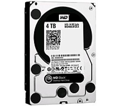 WD BLACK WD4004FZWX 4TB SATAIII/600 128MB cache 7200 ot.