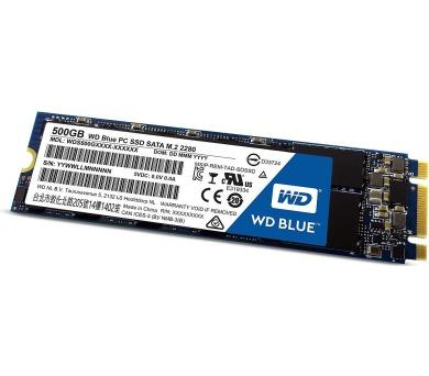 WD BLUE SSD WDS500G1B0B 500GB M.2