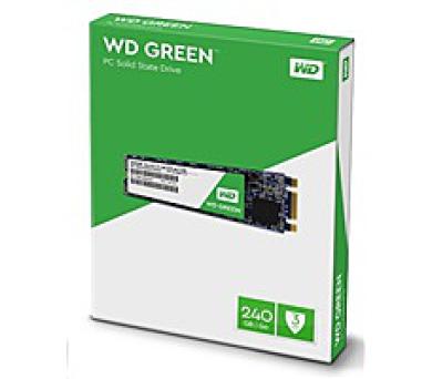 WD GREEN SSD WDS240G1G0B 240GB M.2