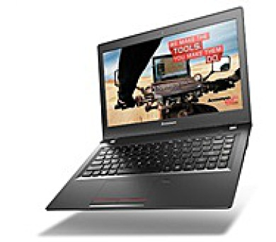 "LENOVO E31-80 černý 13.3"" IPS 1920x1080mat,i5-6200U@2.3GHz,4GB,8+500GB54,HD520,VGA,HDMI,noDVD,2xUSB,FP,2c,W10"