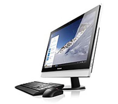 """LENOVO PC S500Z AiO Touch 23"""" i5-6200U@2.3GHz,4GB,8+1TB54,DVD,GTX920-2GB,2xHDMI,5xUSB,W10P"""
