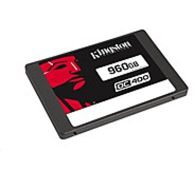 Kingston 960GB SSDNow DC400 SSD SATA 3