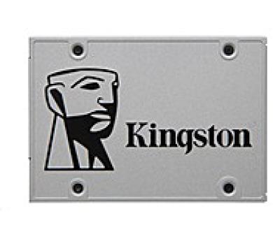 """Kingston BULK 240GB SSDNow UV400 SATA 3 2.5"""" (7mm height) čtení až 550MB/s"""
