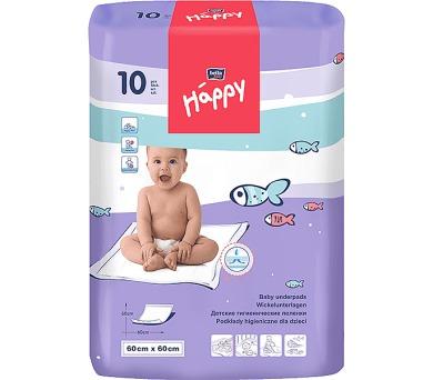 BELLA Dětské podložky Happy 60x60cm á 10ks