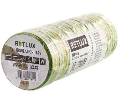 Retlux RIT 013 izo.páska 10ks 0,13x15x10
