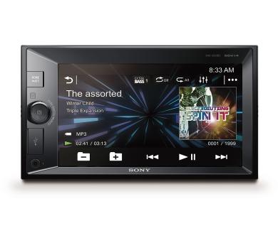 Sony autorádio XAV-631BT dot. display BT/NFC (XAVV631BT.EUR)