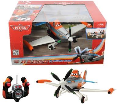 RC Planes RC jezdící letadlo Prášek + DOPRAVA ZDARMA