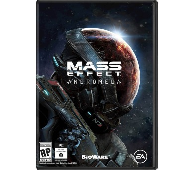 Hra pro PC EA Mass Effect Andromeda PC