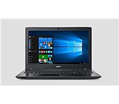 """ACER NTB Aspire E 15 (E5-575-53AL) - i5-7200U@2.5GHz,15.6"""" FHD mat,4G,256GB SSD,čt.pk,DVD,HD620,W10,černý + DOPRAVA ZDARMA"""