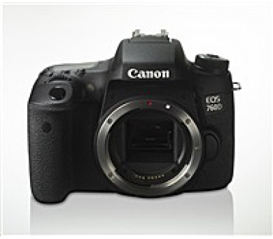 Canon EOS 760D zrcadlovka - tělo - poskozeny obal
