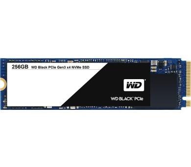 WD BLACK SSD WDS256G1X0C 256GB PCI E GEN 3 + DOPRAVA ZDARMA