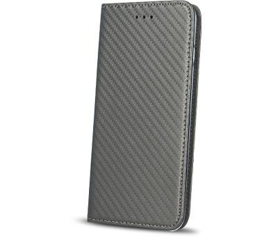Smart Carbon pouzdro iPhone 5/5s/SE Steel